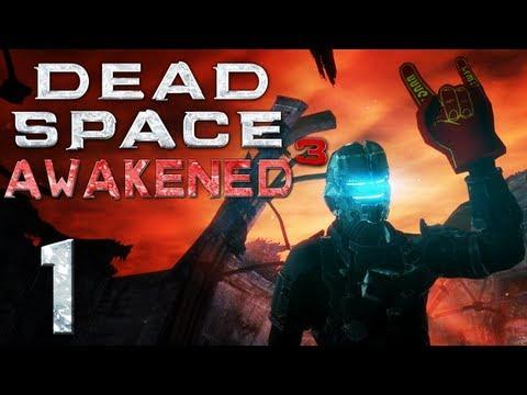 Dead Space 3: Awakened DLC | PART 1 | THE DEVIL'S HORNS