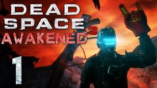 Repeat youtube video Dead Space 3: Awakened DLC | PART 1 | THE DEVIL'S HORNS