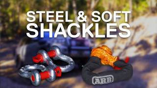 To securely connect your recovery gear together, ARB offers both Steel Bow Shackles and Soft Connect Shackles. Find out more: ...
