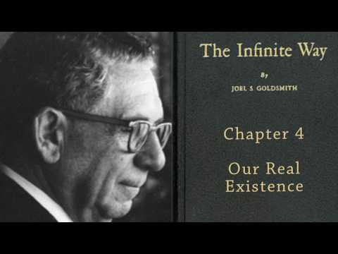 The Infinite Way   Chapter 4 Our Real Existence