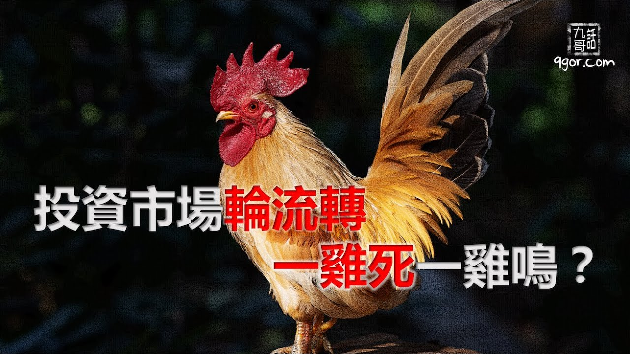 210518 九哥晚報:投資市場輪流轉,一雞死一雞嗚?