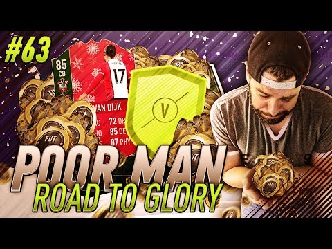 EA HAVE SAVED FUTMAS WITH THESE AWESOME SBCS!!! - Poor Man RTG #63 - FIFA 18 Ultimate Team