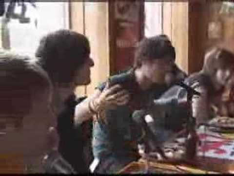 The All-American Rejects interview with the Buzz @ Hooters