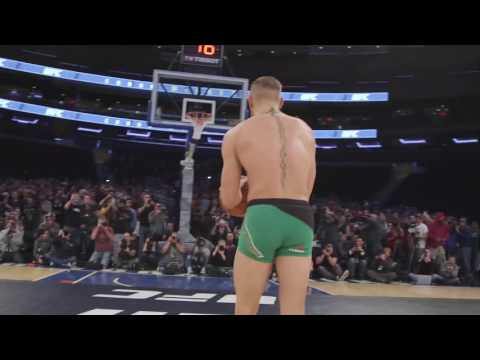 UFC 205: Conor McGregor Makes Shot at Madison Square Garden