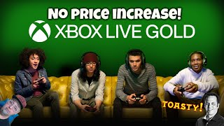 Microsoft Changes Mind! Tнey Are Sorry No Longer Doubling Price Of Xbox Live Gold!