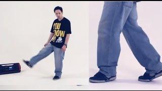 Курс танцев для начинающих: урок хип-хопа (hip hop tutorial)(, 2014-03-01T09:21:03.000Z)