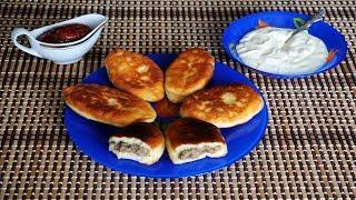 Пирожки с Картошкой и Печенью. Выпуск №245