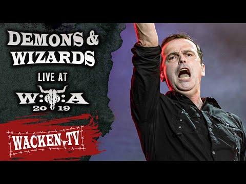 Demons & Wizards - Crimson King - Live at Wacken Open Air 2019