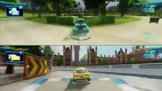 Тачки 2/Cars 2 Прохождение (2 игрока)Xbox 360 №4