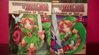The Legend of Zelda: Ocarina of Time manga review