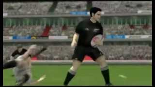 Rugby 2004 - Game Teaser (2003) . Playstation 2/PC (Windows)