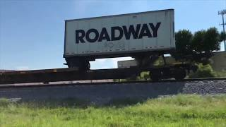 Florida East Coast Railway Train 101 July 16, 2018