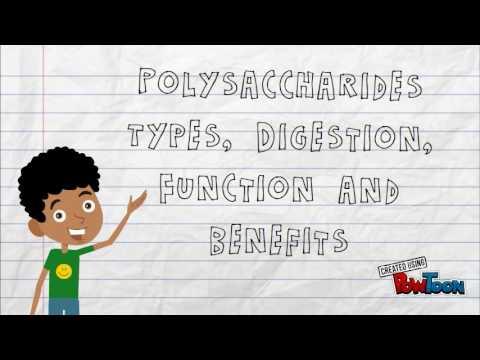 polysaccharides (class activity)