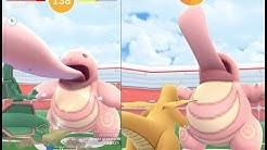 Pokemon GO WAS FÜR EIN SCHLURP RAID! SOLO RAID