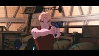 """""""Titan A.E."""" (Titan A.E.) - Trailer VE"""