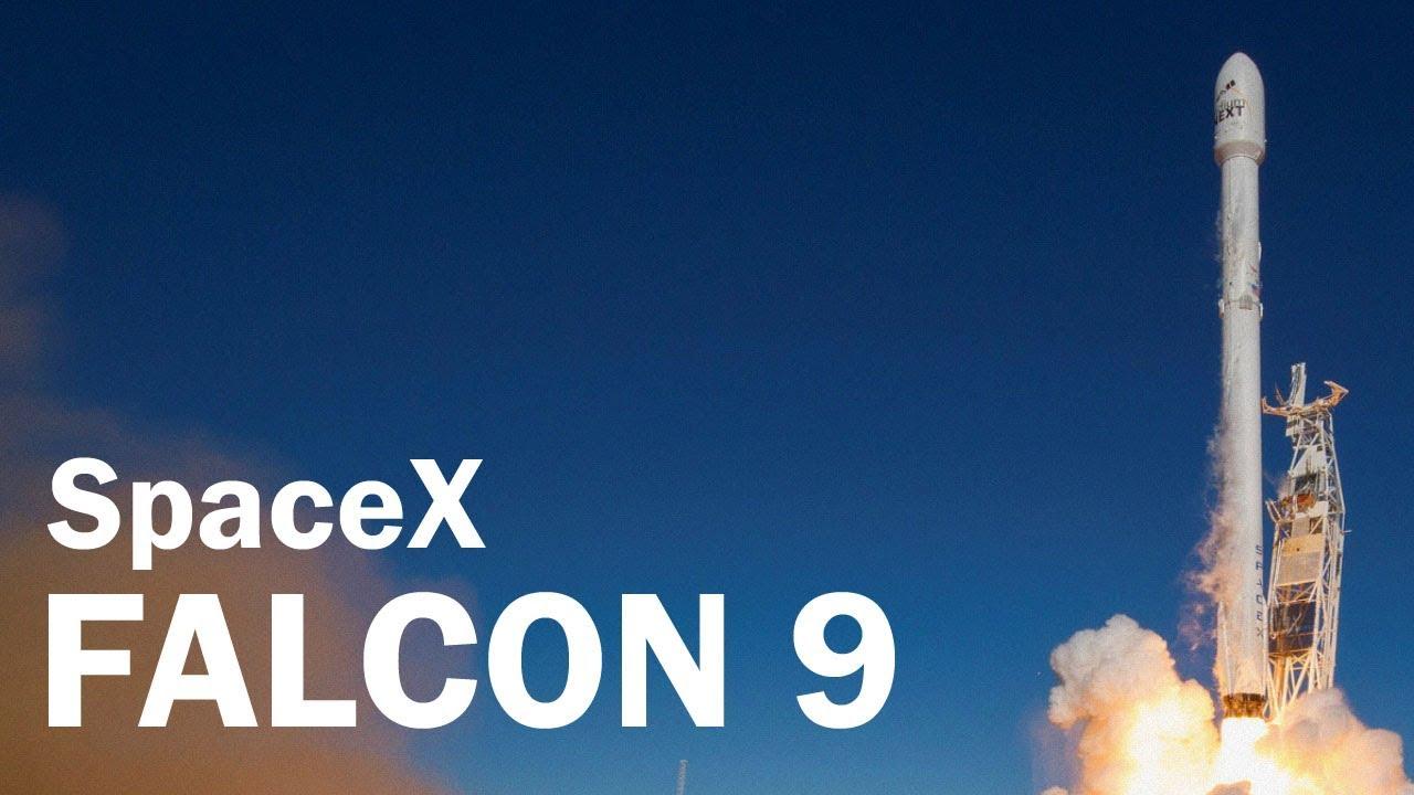Falcon 9 - новичок, разворошивший индустрию - YouTube