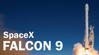 Falcon 9 - новичок, разворошивший индустрию