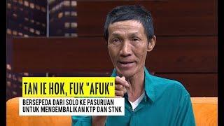 AFUK, Bersepeda Solo-Pasuruan Demi Mengembalikan SIM & STNK | HITAM PUTIH (20/09/19) Part 3