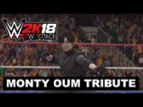 WWE2K18: RWBY Pack - Monty Oum - Legendary Trailer