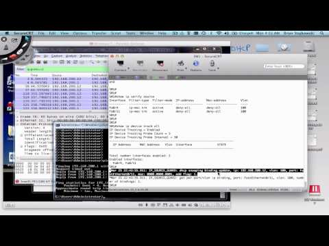Cisco IP Source Guard