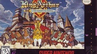 King Arthur & the Knights of Justice Video Walkthrough