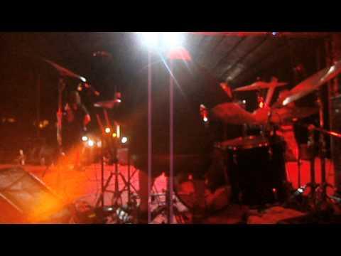 Kyle christman Gorgasm - axe to mouth (drumcam)
