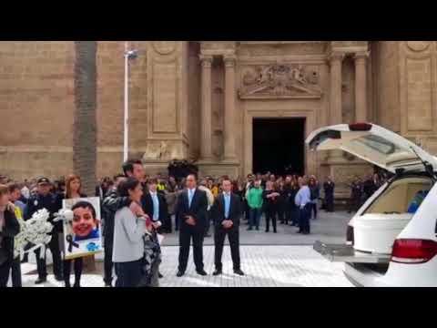 Funeral de Gabriel Cruz Ramírez