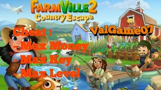 How To Cheat Farm Ville 2 Country Escape|GameGuardian|Root/NoRoot|