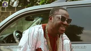 Officer Woos encounters Igboro Osha (ALUTA EMIR)