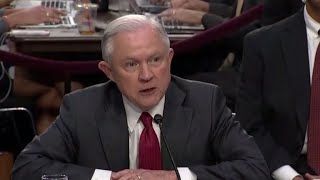 Jeff Sessions under scrutiny over Russia testimony Free HD Video