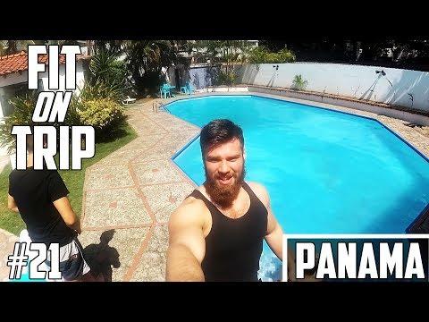 #21 Fit on Trip - Panama / Raj na ziemi