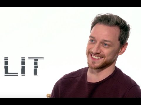 SPLIT: James McAvoy Says He Looks