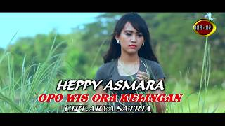 Happy Asmara - Opo Wes Ora Kelingan