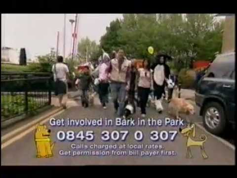 Blue Peter - Bark in the park