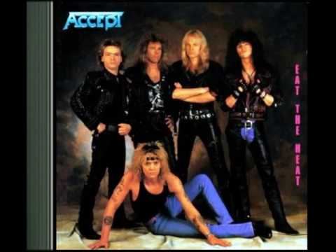 Accept (1989) Eat The Heat *Full Album*