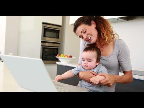 Para sa mga mommy na gusto kumita online