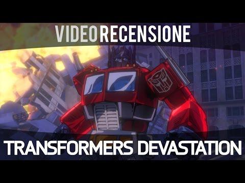 Transformers Devastation - Recensione ITA - Gameplay HD