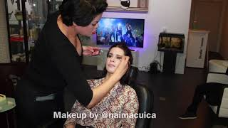 Make up beauty day Maria Mettler