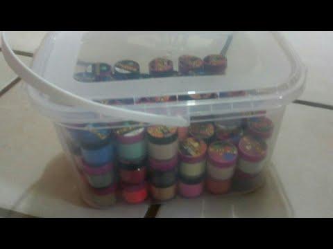 Compras eBay, aliexpress, prichos...todo para uñas