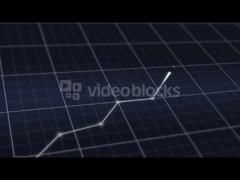 Graph going up increasing success chart