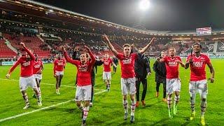 Highlights AZ - SC Cambuur (KNVB Beker)