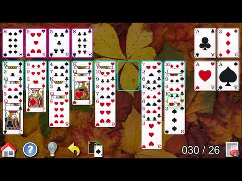 Howto Play Freecell Solitaire Game *NEW*