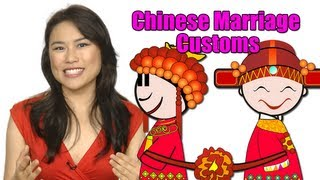 Chinese Wedding Customs (三書六禮 - Three Letters & Six Etiquettes)
