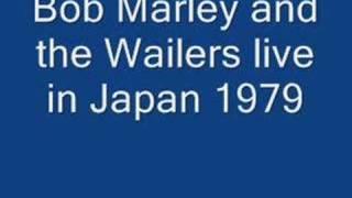 Bob Marley no woman no cry live in japan