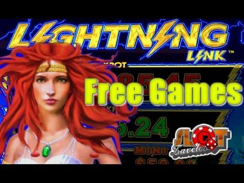 Lightning Link - Magic Pearl Slot Machine Bonus With Slot Titan 5¢ ♠ SlotTraveler ♠