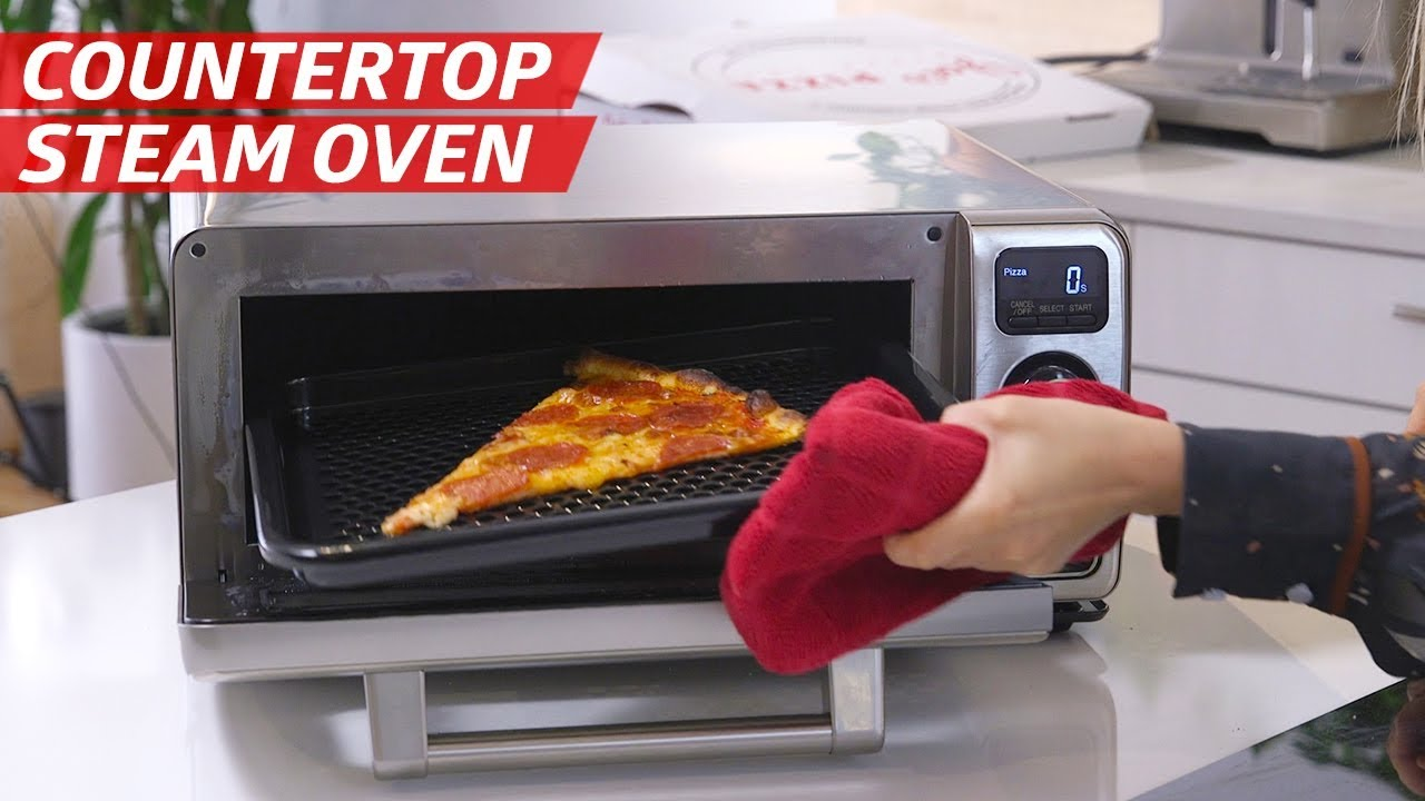 do you need a countertop steam oven the kitchen gadget test show