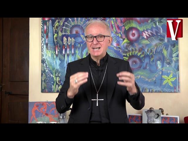 Il vescovo Derio presenta la lettera