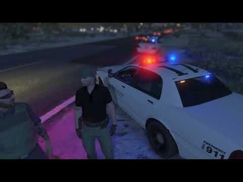"Gta 5 CAES Roleplay ""Crazy Civs"" Episode 1 (Law Enforcement)"