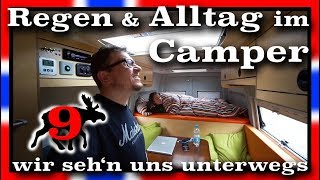 Regen & Alltag im Camper in Norwegen | V09/ S4 | wirsehnunsunterwegs.de