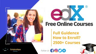 EDX Online Courses | H๐w to Enroll? | Complete Guide